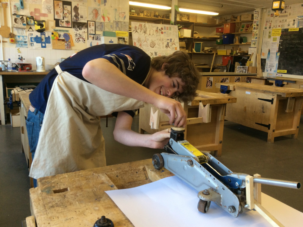 design and technology resistant materials coursework