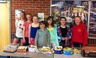 We raised £90 for Children in Need by Riley Gifford