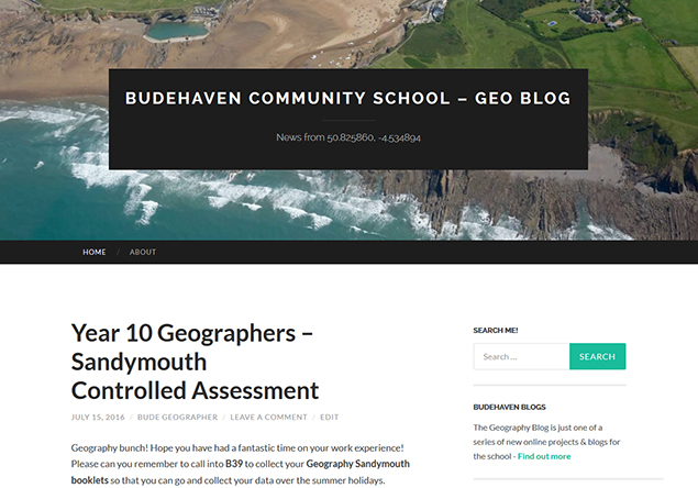 Geography Blog